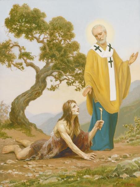 .Святитель Николай Чудотворец. Житие
