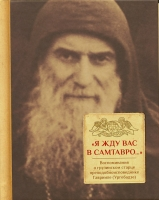 Я жду вас в Самтавро… Воспоминания о грузинском старце преподобноисповеднике Гаврииле (Ургебадзе)